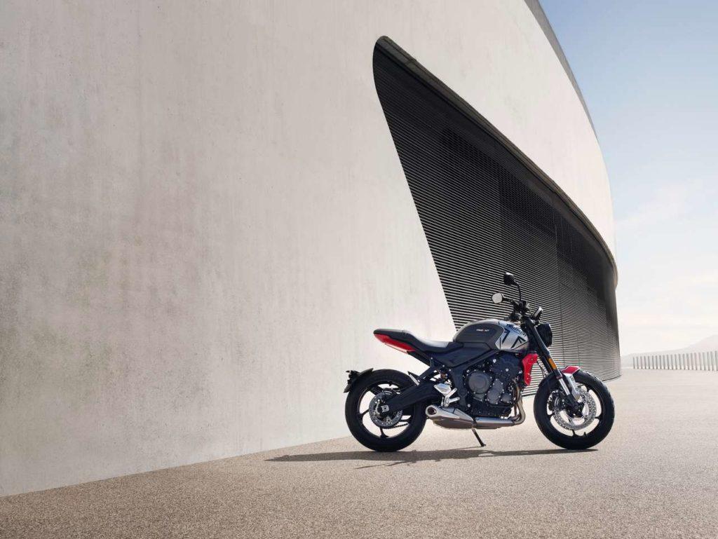 Представлен новый Triumph 660 Trident 2021