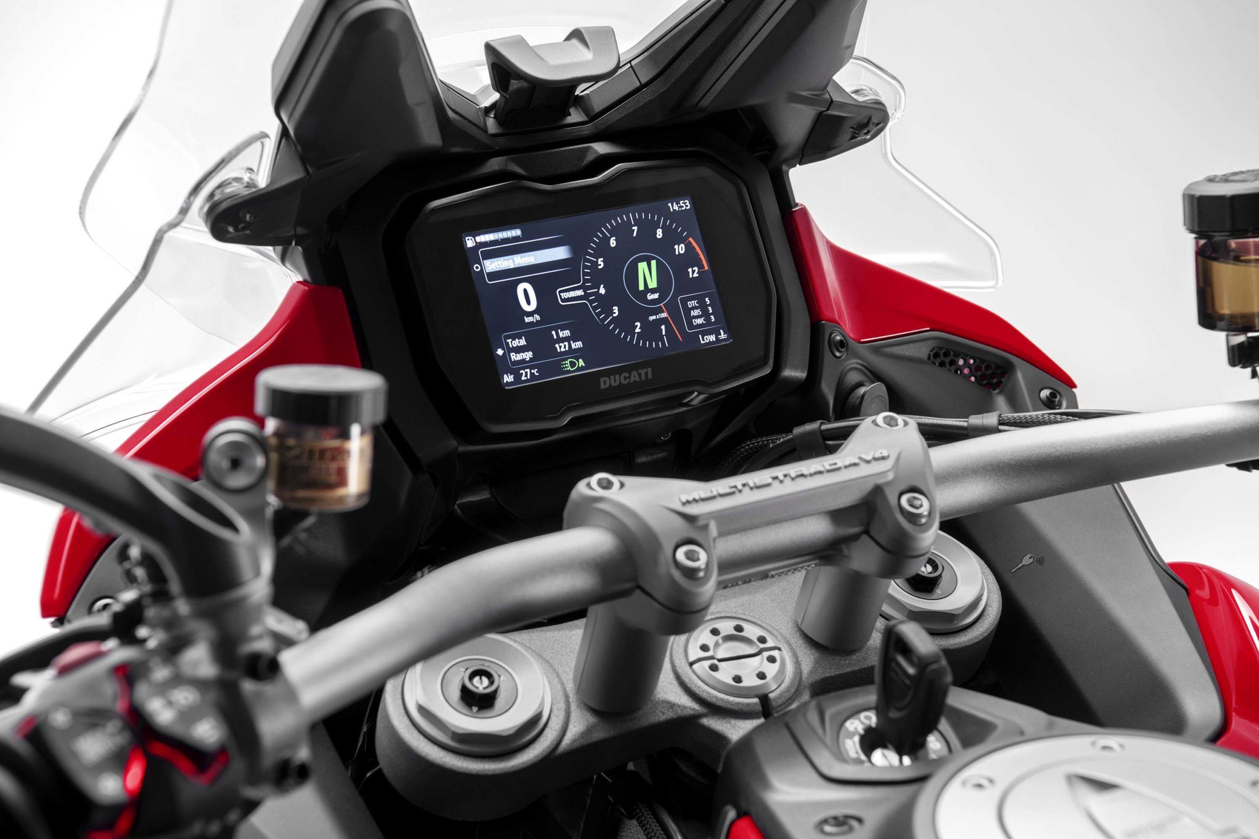 Ducati Multistrada V4 2021