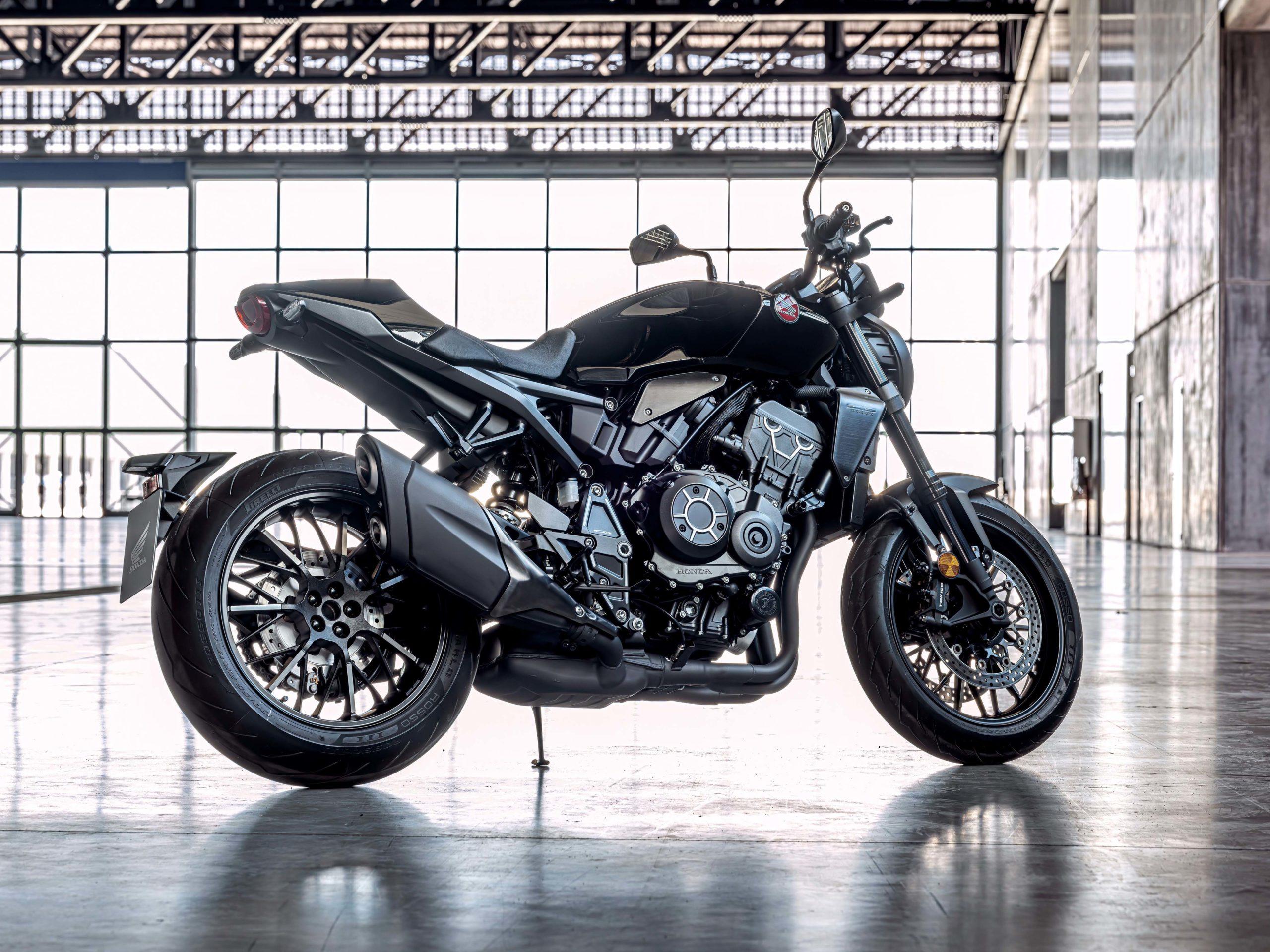 Представлен обновленный нейкед Honda CB1000R 2021