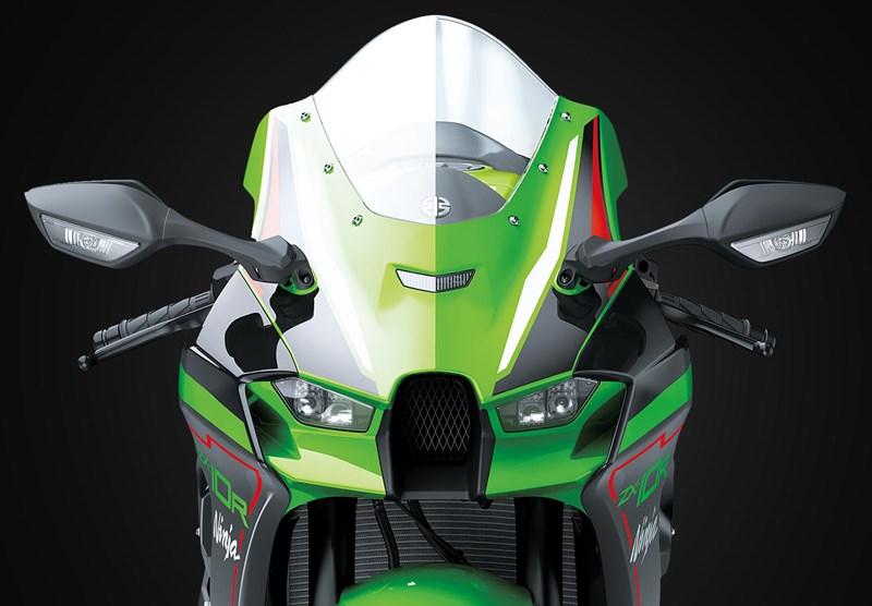 спортбайк Kawasaki Ninja ZX10R 2021