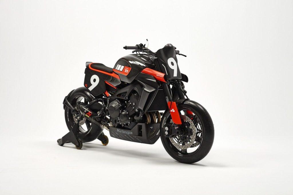 Yamaha BOTT XR9 Carbona