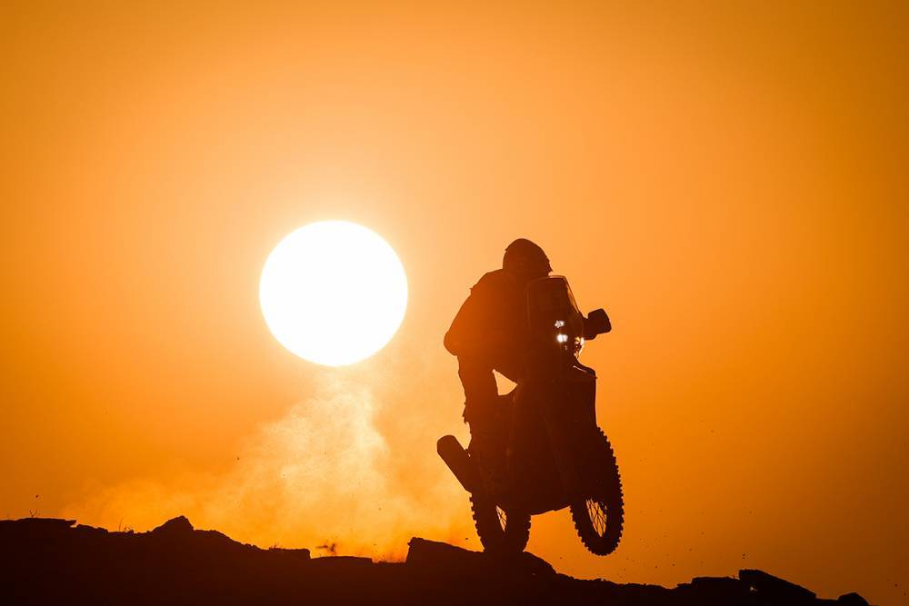 Дакар 2021: Результаты 8 этапа (мотоциклы)
