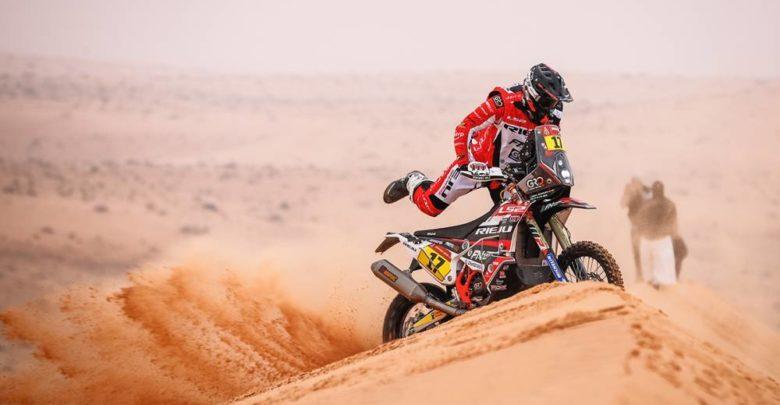 Дакар 2021: Результаты 7 этапа (мотоциклы)