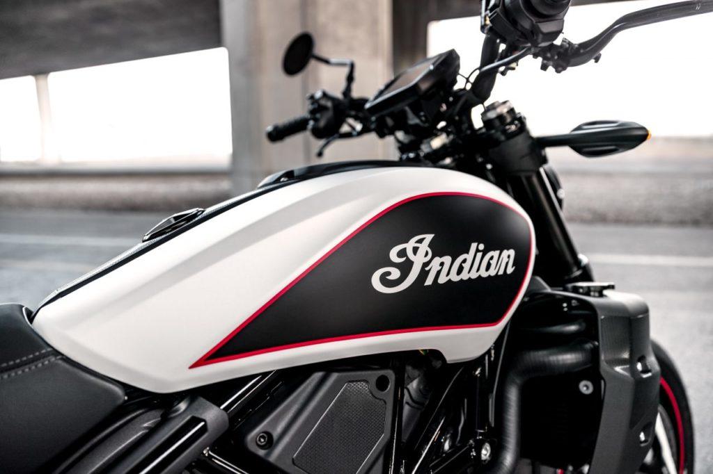 Обновленные Indian FTR1200 2022