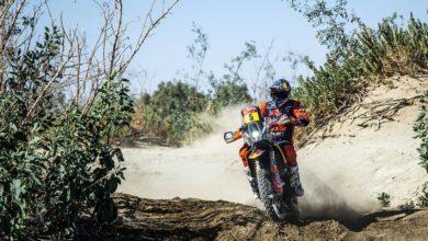 Дакар 2021: Результаты 1 этапа (мотоциклы)