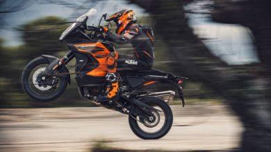 Представлен KTM 1290 Adventure 2021