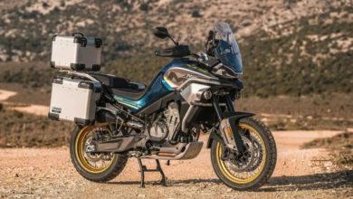 CF Moto MT800 2021 скоро будет представлен!