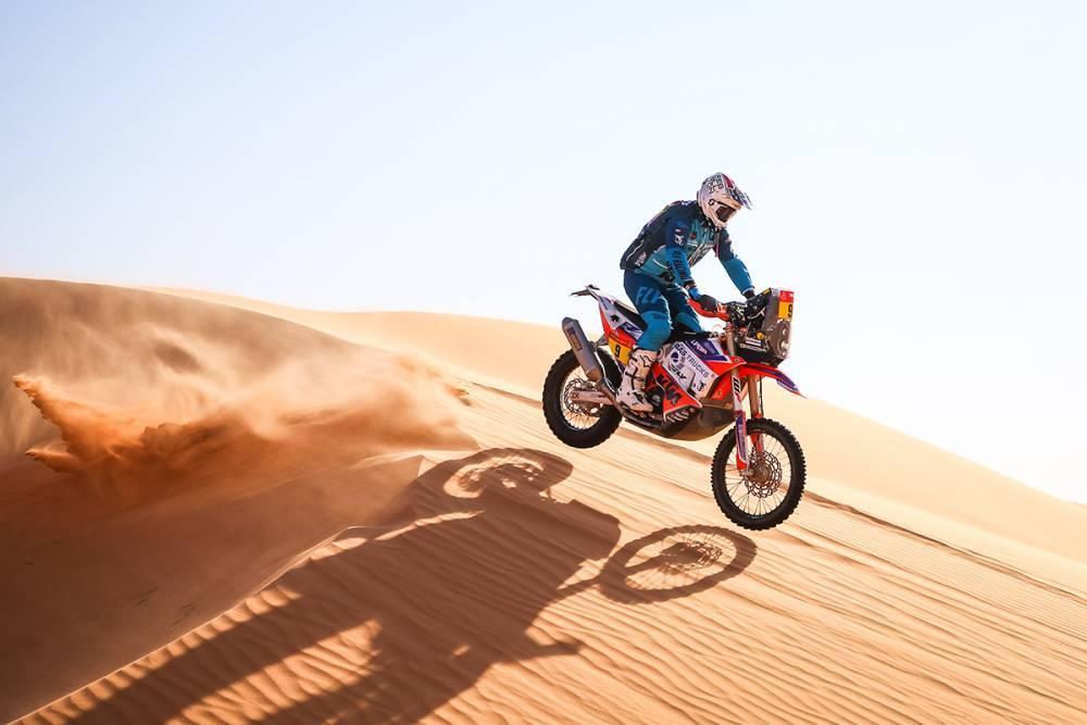 Дакар 2021: Новый лидер! Обзор 3 этапа (мотоциклы)