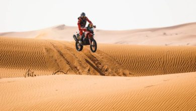 Дакар 2021: Обзор 6 этапа (мотоциклы)