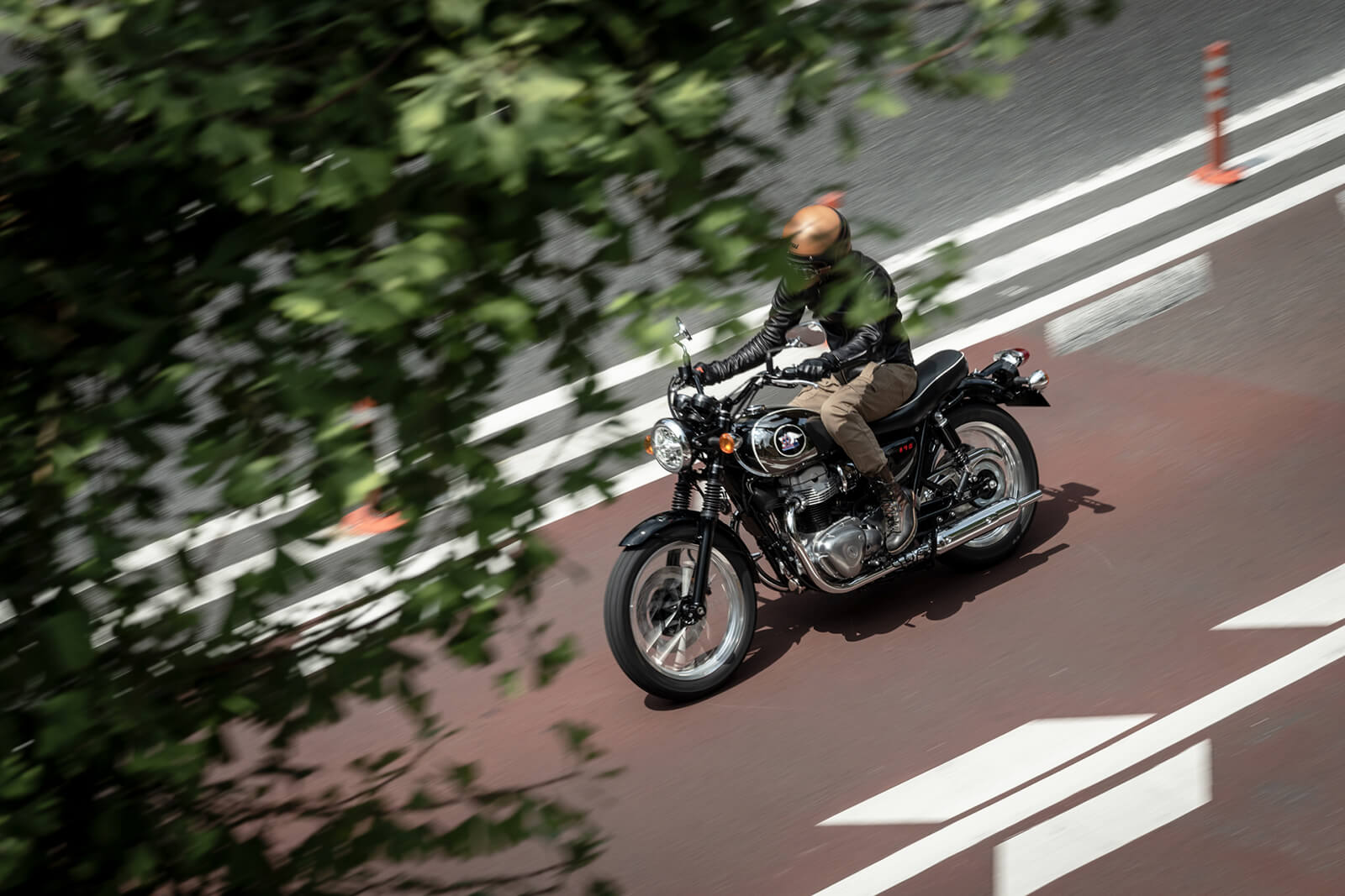 Kawasaki возрождает бренд Meguro с моделью K3