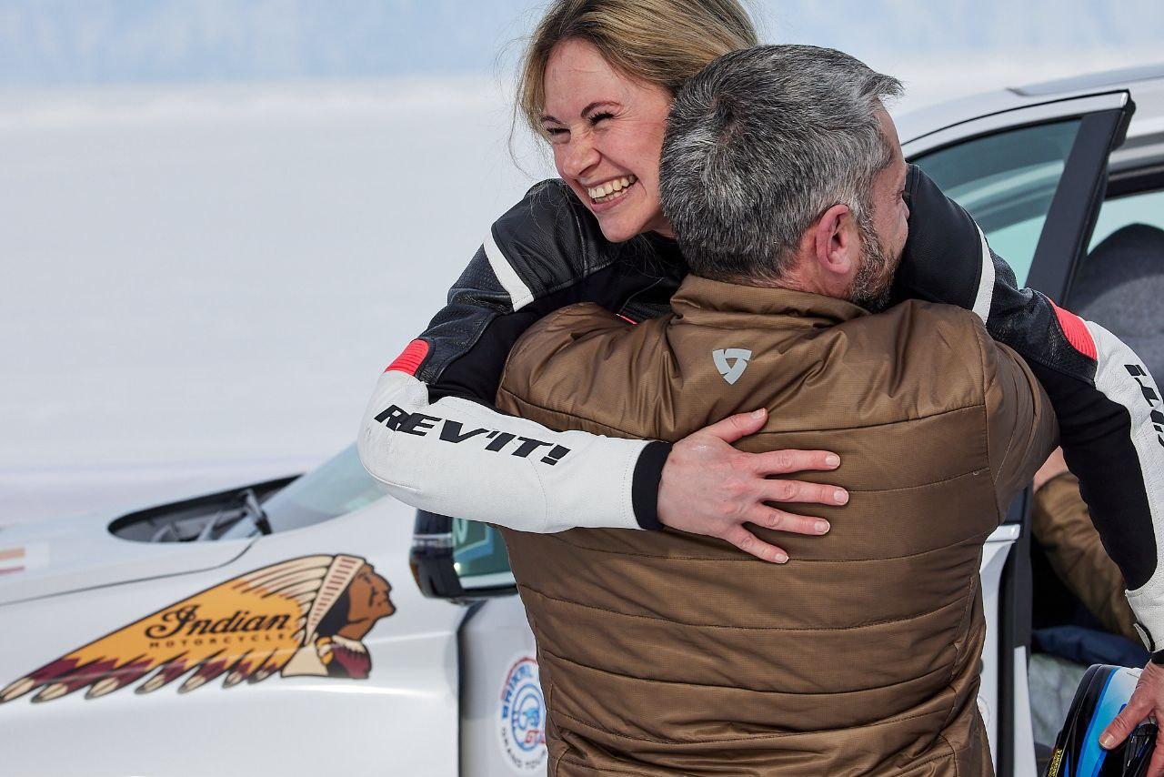 """""""Гранд Тур Байкальская миля 2021"""" снова завершился рекордами скорости на льду!"""