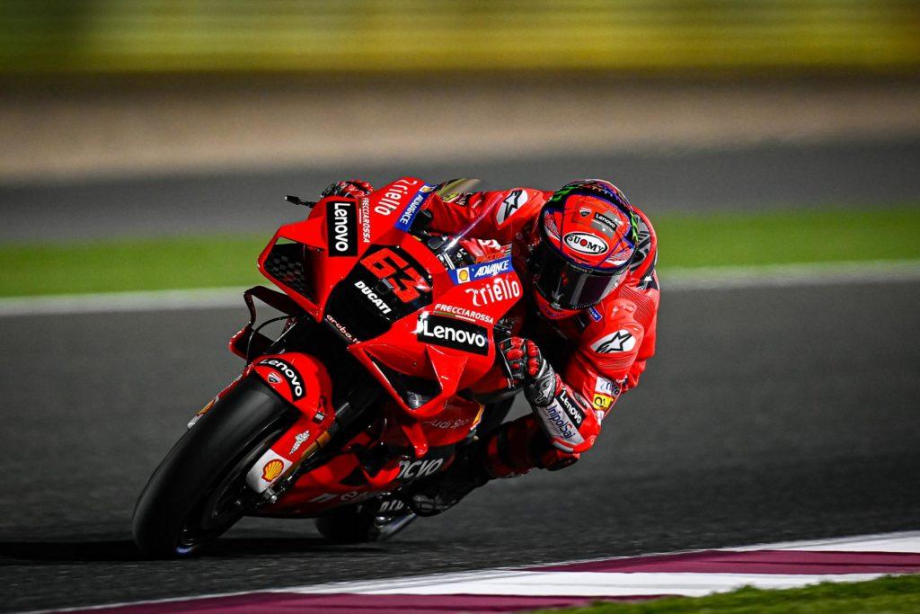 Moto GP 2021: Результаты Гран При Катара, 1 этап