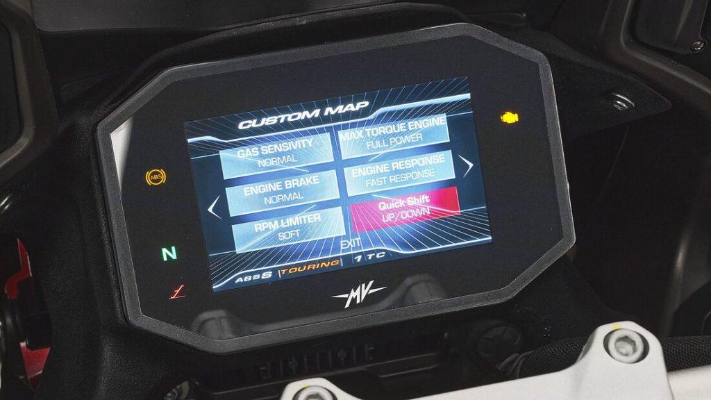 Представлены обновленные MV Agusta Turismo Veloce 2021
