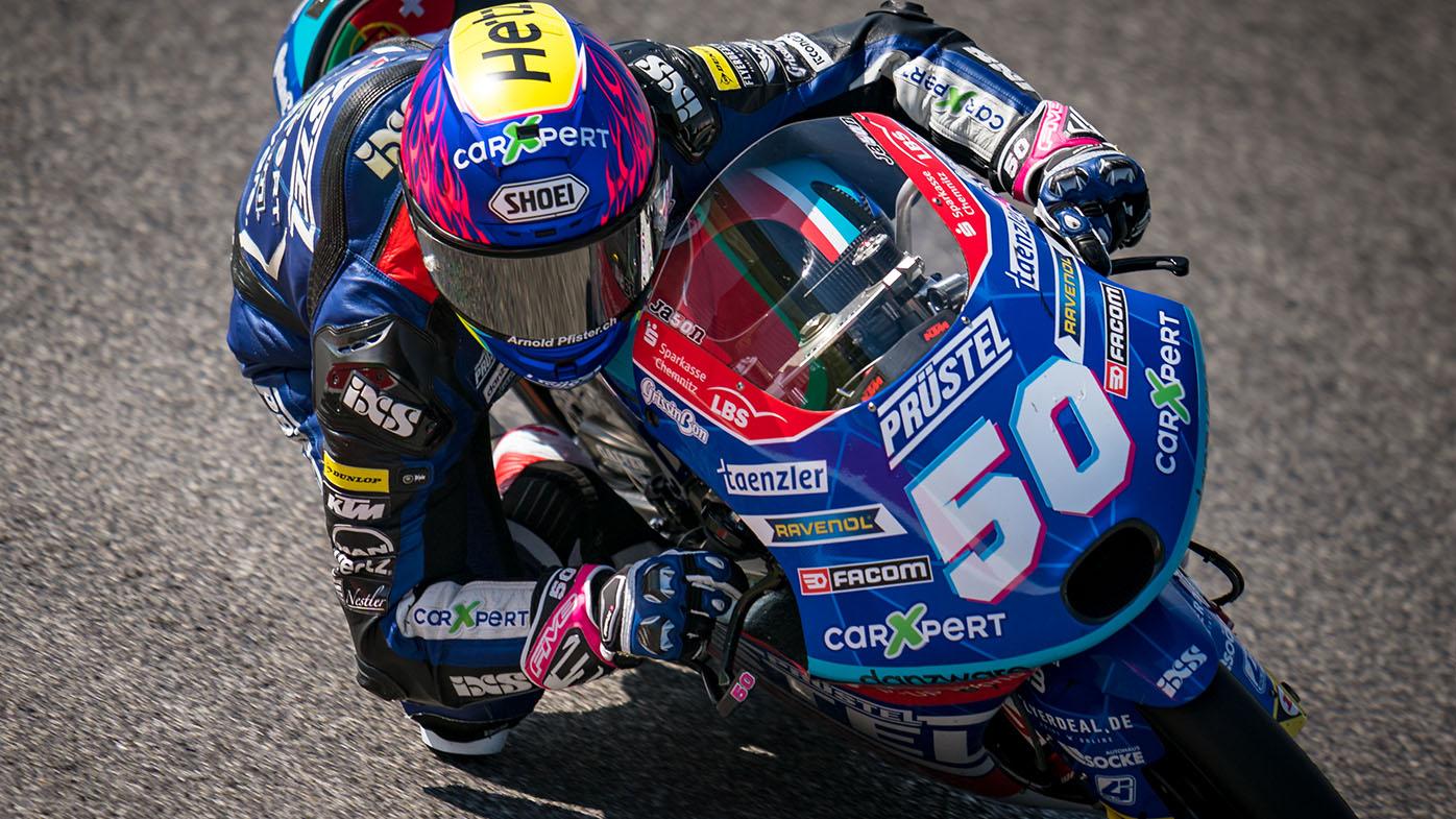 Пилот Moto 3 Джейсон Дюпаскье погиб на Гран При Италии