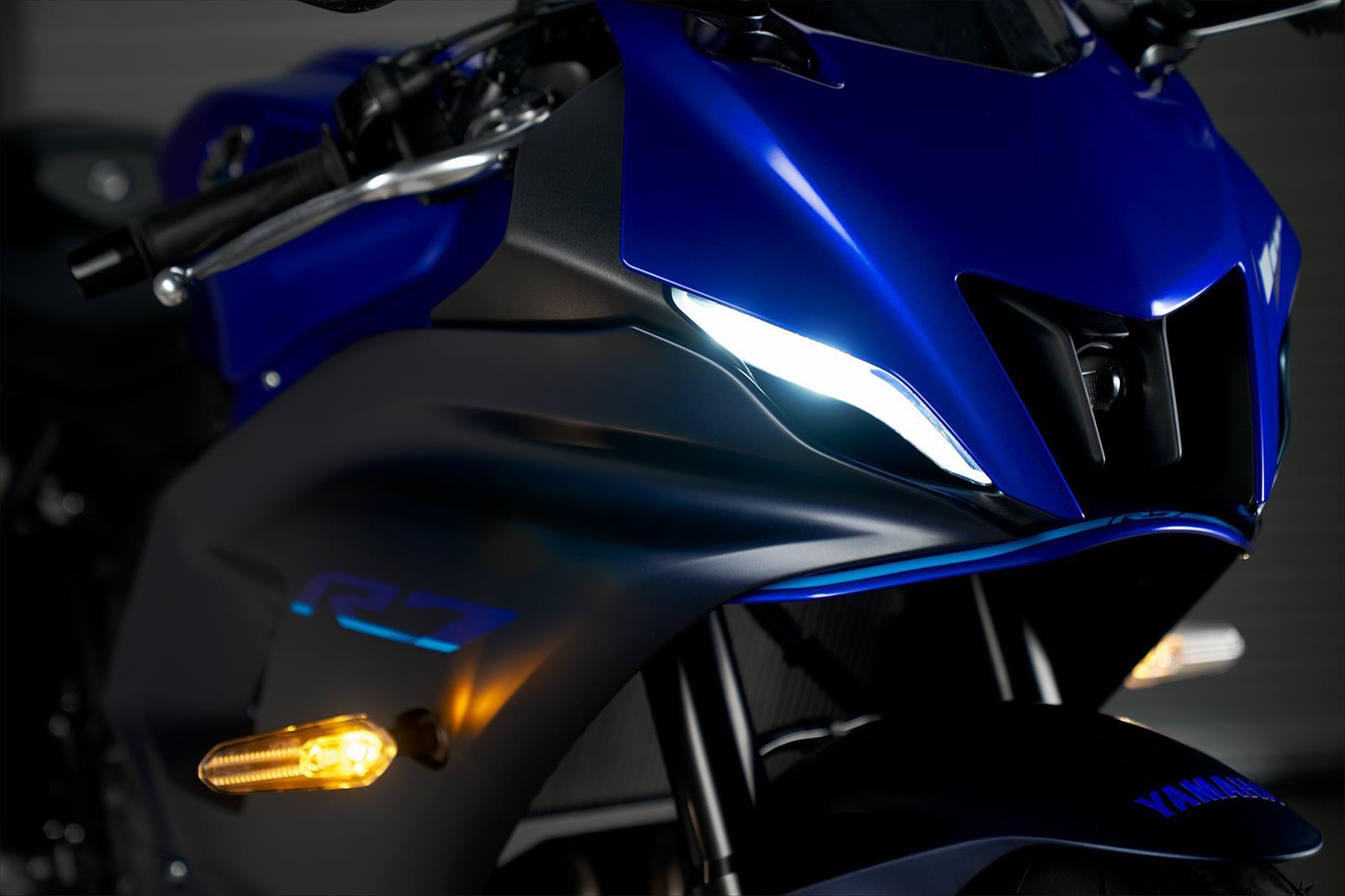 Yamaha R7 вернется в 2022 году!