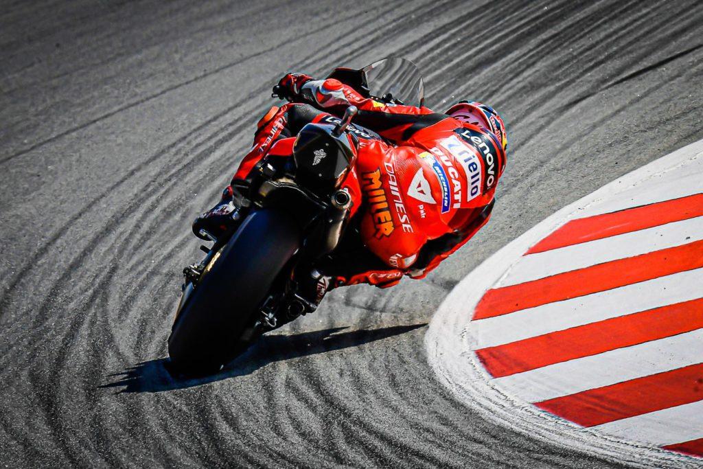 MotoGP 2021: Результаты Гран При Каталонии (7 Этап)
