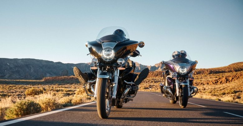 Представлены туринги BMW R18 Transcontinental и R18 B
