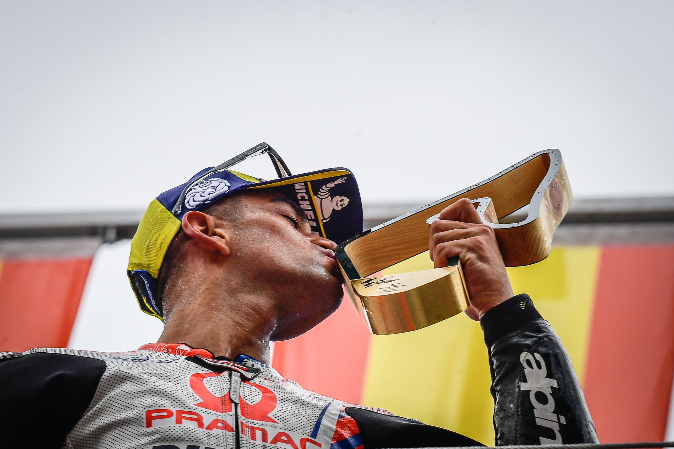 Moto GP 2021: Результаты Гран-При Австрии