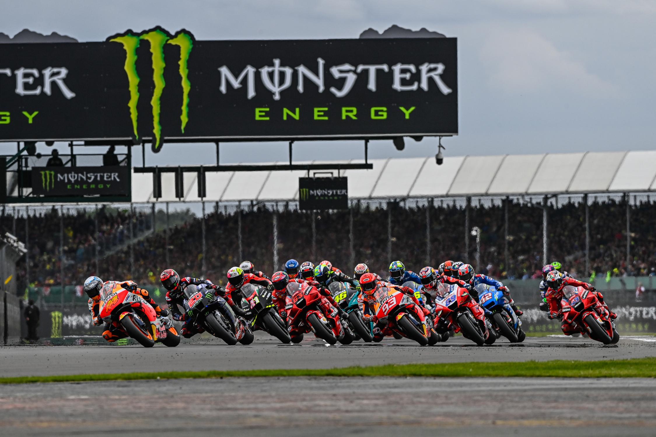 MotoGP 2021: Результаты Гран При Великобритании