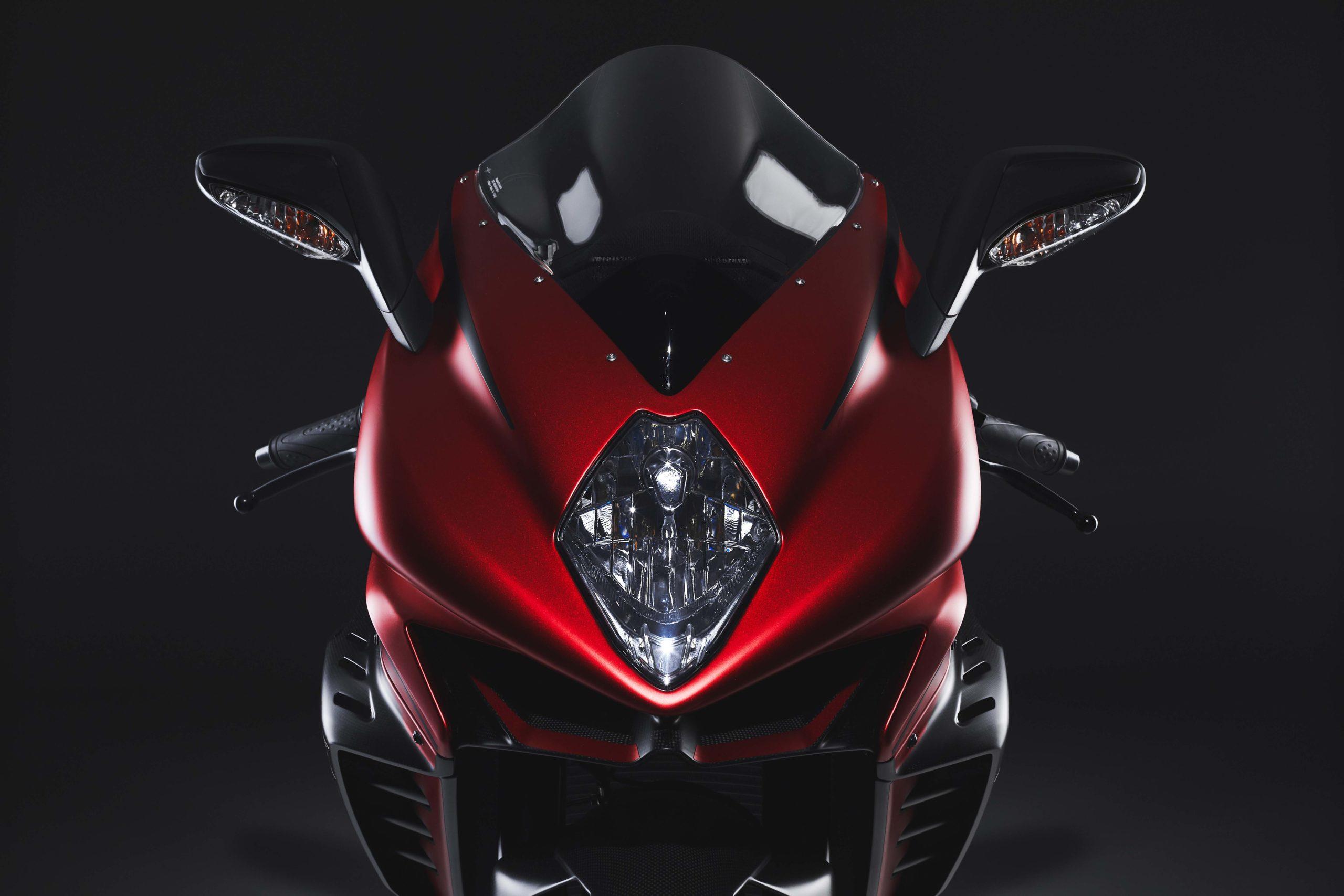 спортбайк MV Agusta F3 RR 2022