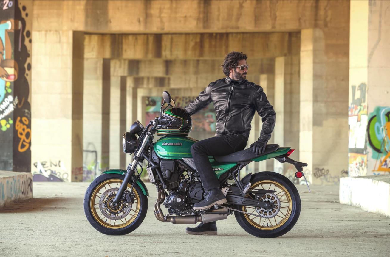 Представлен ретро нейкед Kawasaki Z650 RS 2022