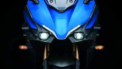Suzuki GSX-S1000GT 2022
