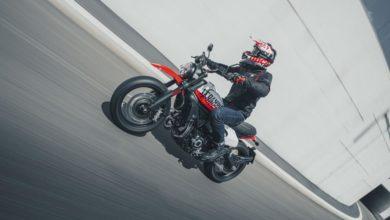 Новый Ducati Scrambler Urban Motard 2022